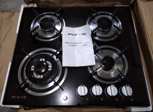 Tope De Cocina A Gas Marca: Pixys