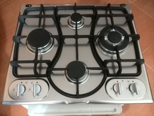 Tope De Cocina Gasco 60 Cm