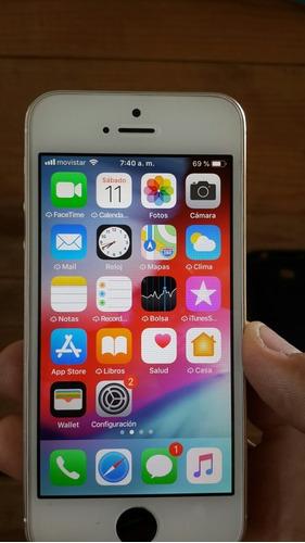 Vendo Mi iPhone S5 En Buen Estado
