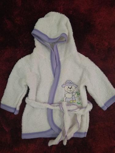 Bata De Baño Para Bebé 198000bs
