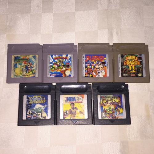 Juego Nintendo Gameboy Game Boy Classic Compra Venta Cambio