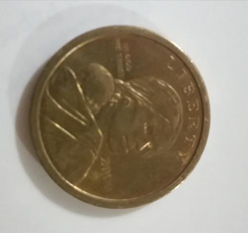 Moneda De Un Dollar Año  Pack De 3 Monedas