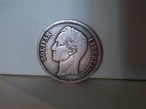 Monedas De Coleccion (fuerte De Plata) Año