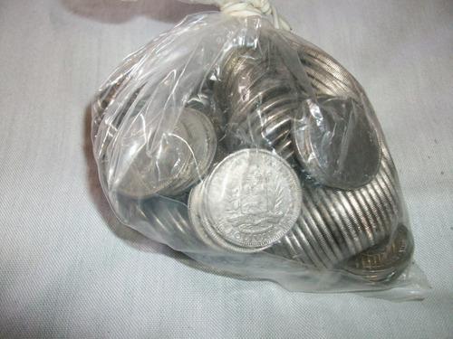 Monedas Venta Remate Lote 1 Bs Níquel