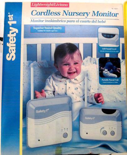 Monitor Inalambrico Para El Cuarto Del Bebe