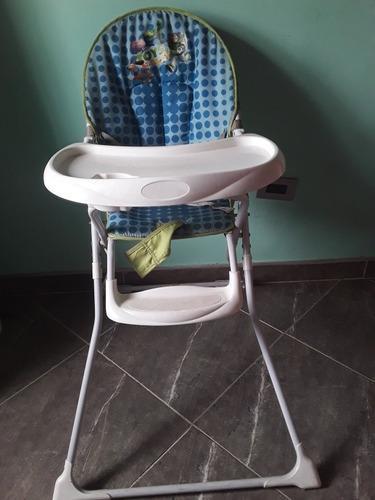 Silla Para Comer De Bebe Master Kids Toy Story