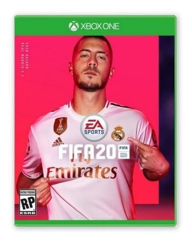Fifa 20 Juego Para Xbox One Totalmente Original