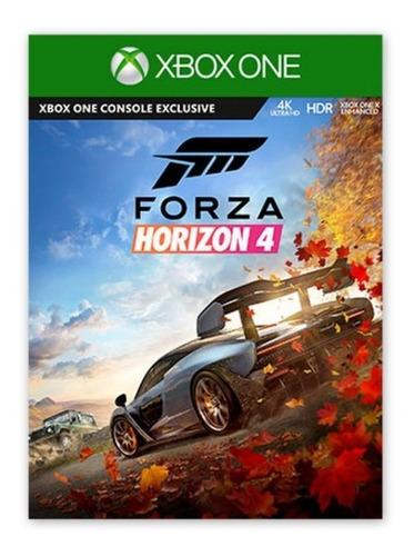 Forza Horizon 4 Juego Para Xbox One Totalmente Original