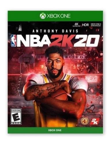 Nba 2k20 Juego Para Xbox One Totalmente Original