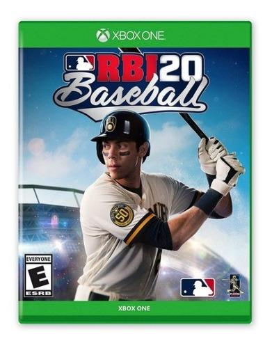 Rbi Baseball 20 Juego Para Xbox One Totalmente Original