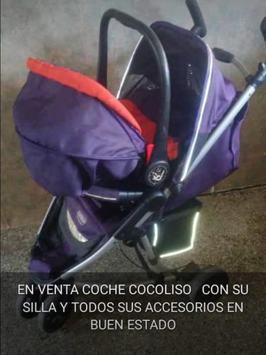 Vendo Coche De Bebe Marcacocoliso Con Silla Y Sus Accesorios