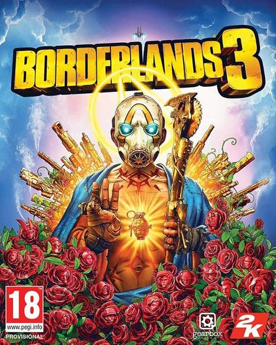Borderlands 3 - Original + Skin De Mochila (pc)