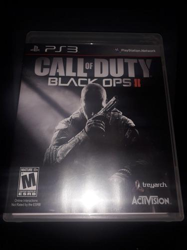 Combo Call Of Duty Black Ops 2 Original Playstation 3 Ps3
