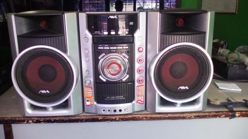 Equipo De Sonido Aiwa Modelo: Cx-jds30