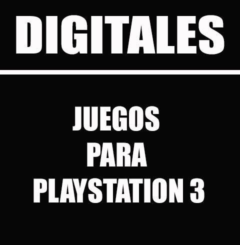 Juegos Digitales Para Playstation 3 Combo 10 Juegos