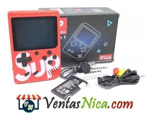 Nintendo Sup Consola Game Box 400 Juegos En 1 Plus Sup Nes