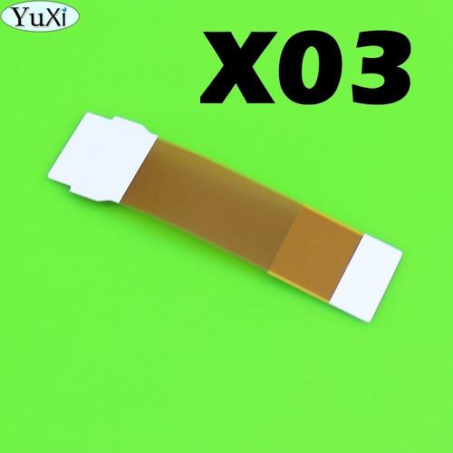 Pack De 3 Flex De Lector Optico Ps2 Fat. 3w 5w