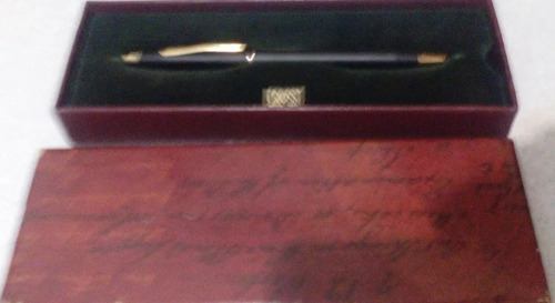 Bolígrafo Cross Century Classic Negro Satinado