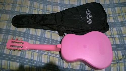 Guitarra Acustica Schoenht