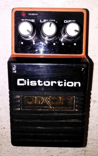 Pedal De Distorsión Para Guitarra Eléctrica