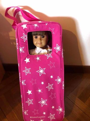American Girl Porta Muñeca