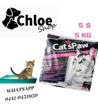 Arena Para Gatos Cat Paw