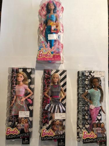 Barbie Fashionista 100% Original
