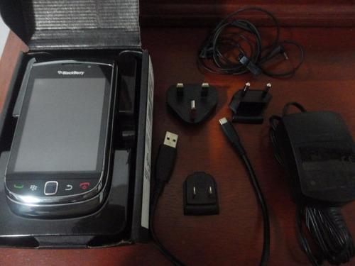 Blackberry Torch 2 9810 Liberado 100% Funcional Levanta 4g