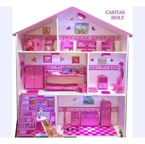 Casa Para Muñecas Barbie