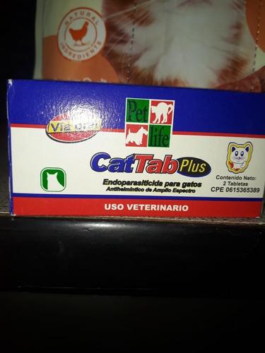 Cat Tab Plus Para Gatos 2 Tab. /gatos