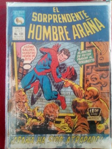 Comic. El Sorprendente Hombre Araña (7)
