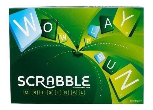 Juego De Mesa Scrabble Niños Diversion