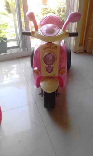 Moto De Bateria Para Niña
