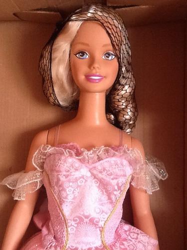 Muñeca Barbie Gigante Original Mattel - Un Metro De Altura