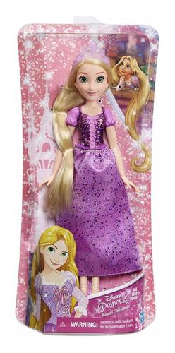 Muñeca Princesa Rapunzel Disney Original De Hasbro