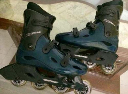 Patines Lineales Profesionales Hombre Caballero 42 Remate