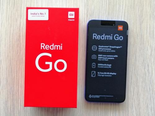 Teléfono Xiaomi Redmi Go (80vrds)