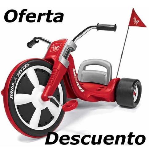 Triciclo Big 79 Radio Flyer