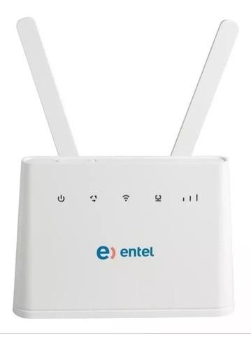 Modem Router Wifi B310 Entel Con Linea Movistar A Tu Nombre