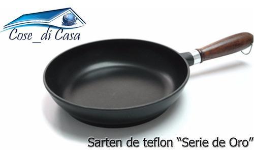 Sarten De Teflon Con Antiadherente Primula 22 Cm