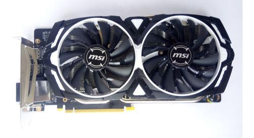 Tarjeta De Video Geforce Gtx 1060 6 Gb Msi Armor Oc