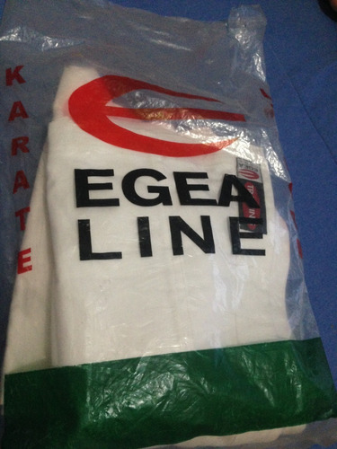 Uniforme De Karate Nuevo Egea Line