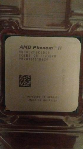 Cpu Amd Phenom Ii X6 1100t 3.3 Ghz