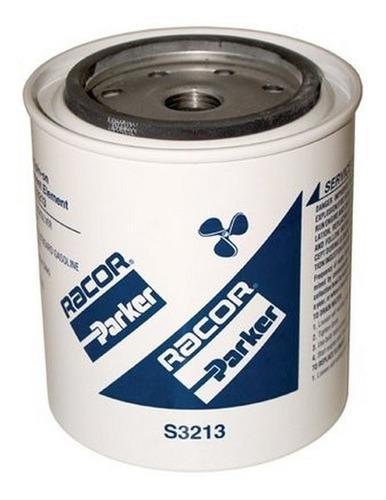 Filtro De Gasolina Racor S3213 Separador De Agua Original