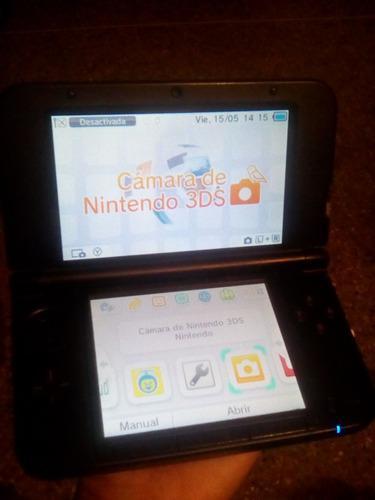 Nintendo 3ds Xl Usado / Incluye Un Juego Para La Consola