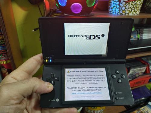 Nintendo Dsi,3ds Con Sus Accesorios Y Un Juego Original