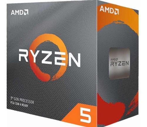Procesador Amd Ryzen 5 3600 6 Nucleos 12 Hilos 4.2ghz Gamer