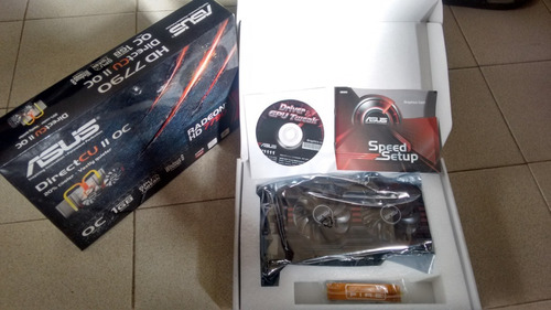 Tarjeta De Video Asus Directcu Ii - Amd Hd gb