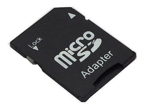 Adaptador De Micro Sd A Sd Marca Sandisk Pack 4