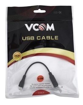 Cable Usb Otg Punta Micro 10 Cm